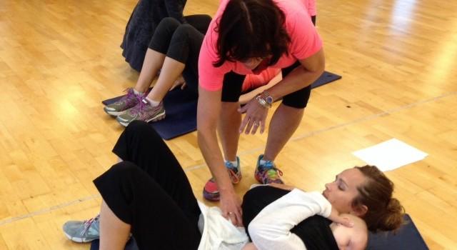 Live Pre/postnatal Fitness training recap: AUSTIN