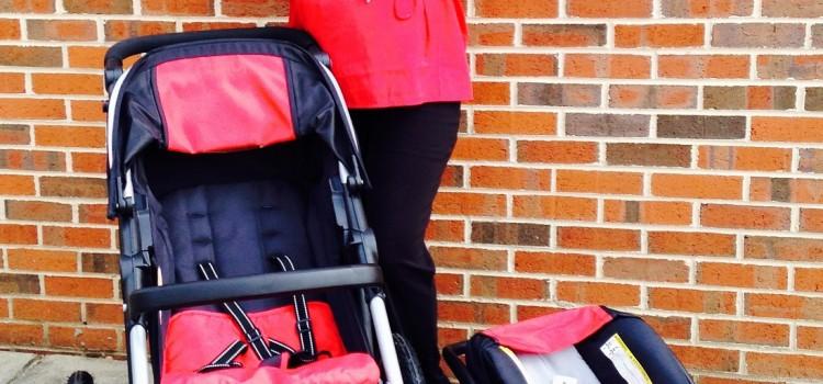 Oh Baby! Fitness – Urbini Stroller Winner!!