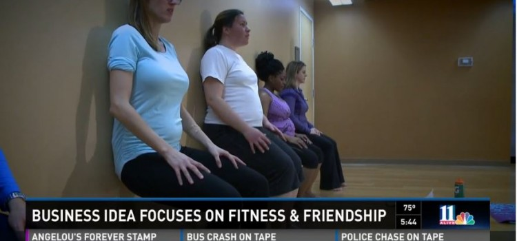 NBC: Fitness Business Focuses on New and Expectant Moms