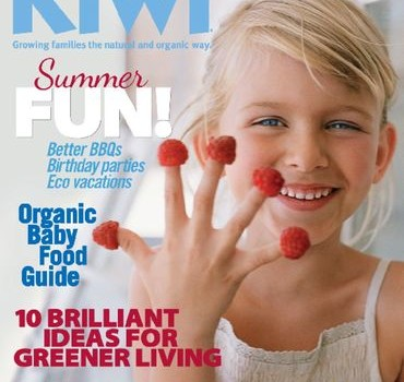 Oh Baby! Fitness Mom & Baby Exercise App Featured in Kiwi Magazine