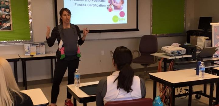 Why we created the Oh Baby! Fitness Prenatal/Postnatal Fitness Training